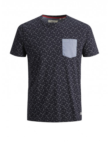 PKTGMS DRAGONFLY TEE SS AOP