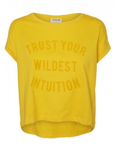 NMINTUITION S/S TOP X4