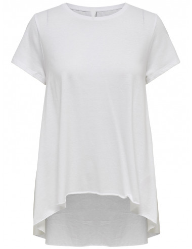 ONLCATHY S/S MIX TOP JRS