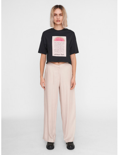 NMAMY S/S MIX TOP