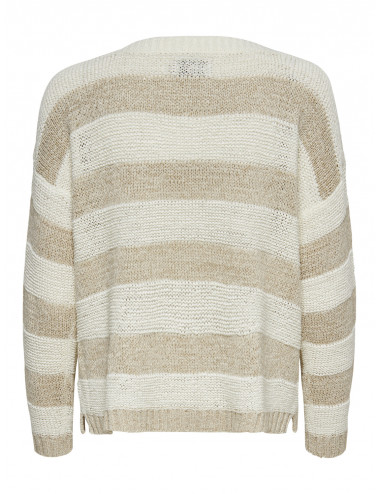 ONLCARILEE L/S PULLOVER KNT