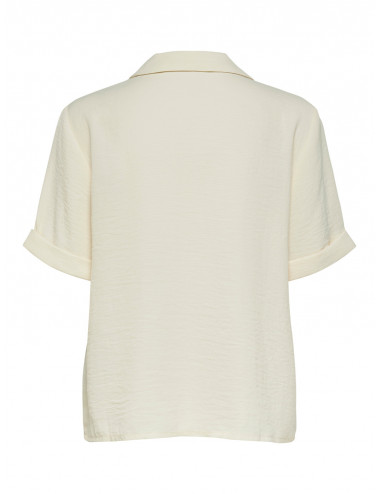 ONLSKY S/S SHIRT SOLID NOOS WVN