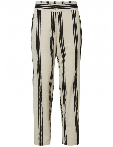 NMKELSIE NW LINEN PANT SSX3