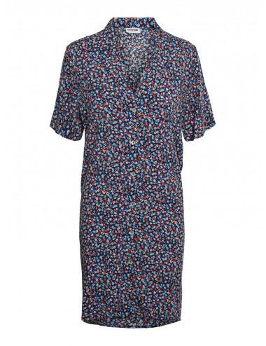NMASTA S/S SHIRT DRESS
