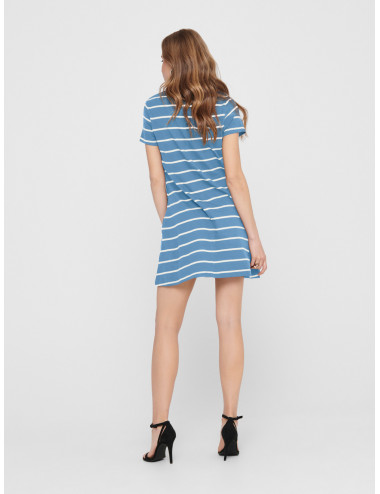 ONLMAY LIFE S/S POCKET DRESS JRS
