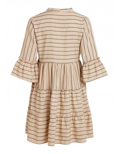 VIETNA 3/4 DRESS