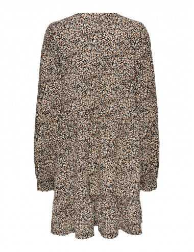ONLMAYA ZILLE L/S SHORT DRESS JRS