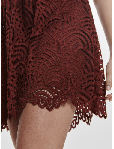 ONLEDITH S/L DRESS JRS NOOS