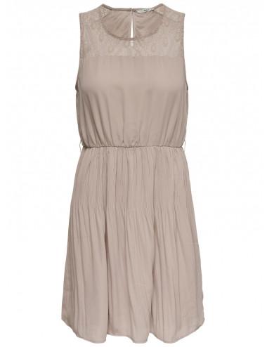 ONLCAROLINA S/L DRESS WVN