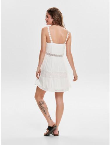 ONLKARMEN ANNE S/L SHORT DRESS WVN NOOS